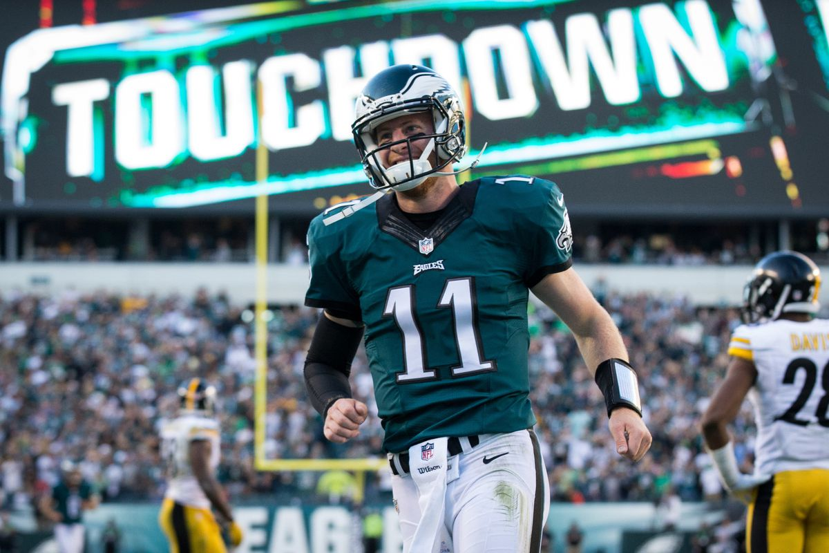 Carson Wentz And The Eagles Beat A Quality Opponent 34 3 And They