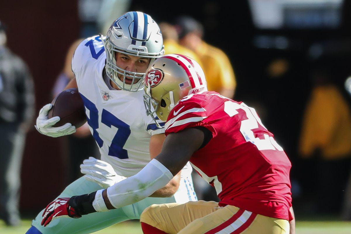 Cowboys vs. 49ers preseason 2018  Dallas loses late 24-21 as the  third-stringers fail aa7807abd