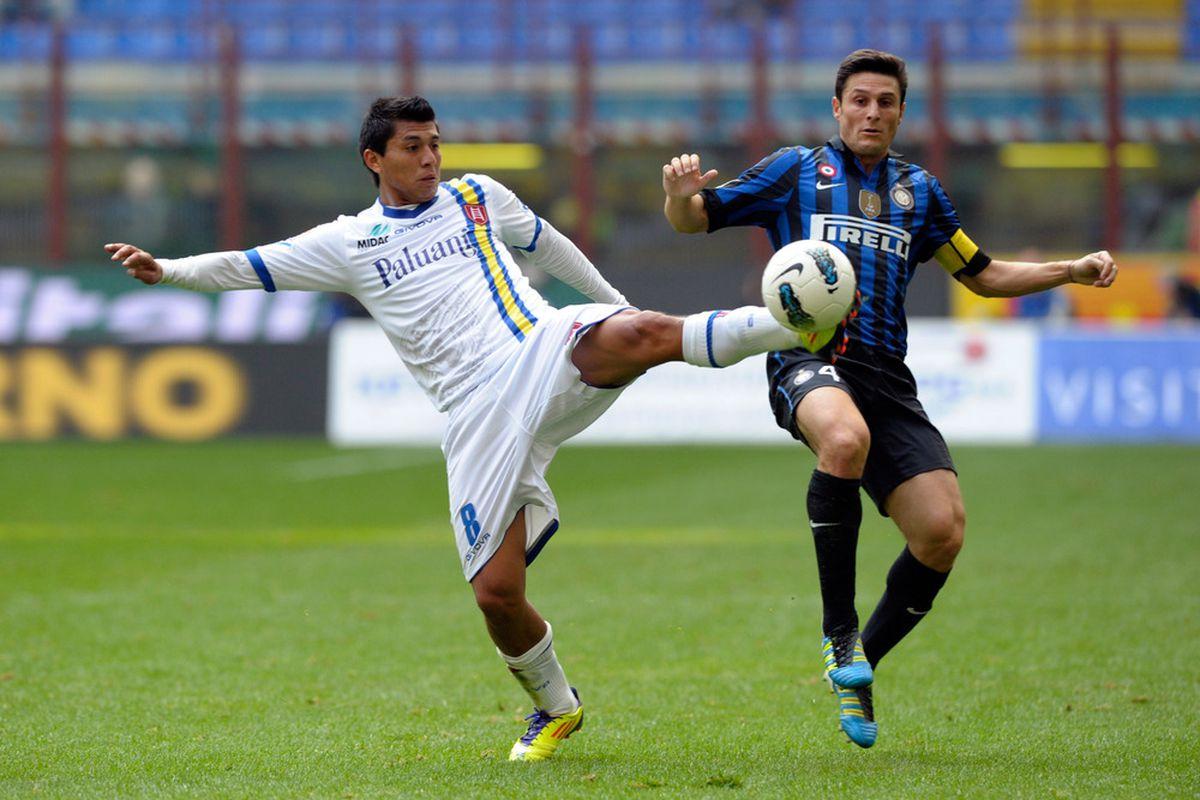 Everybody pray to the Calcio Gods for a good result tomorrow.