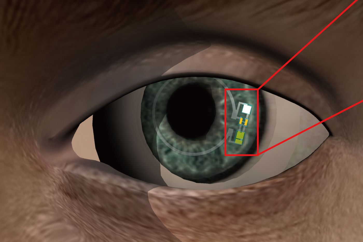 'Smart' contact lens allows diabetics to monitor glucose levels