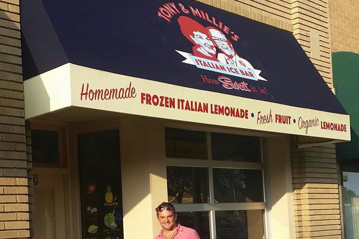 Tony & Millie's Italian Ice Bar