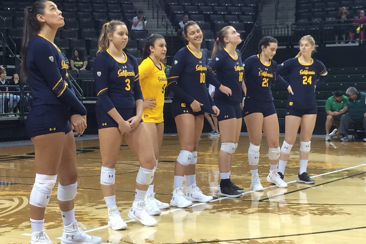 Golden Medals: Cal Volleyball loses Big Spike and Cal Fall