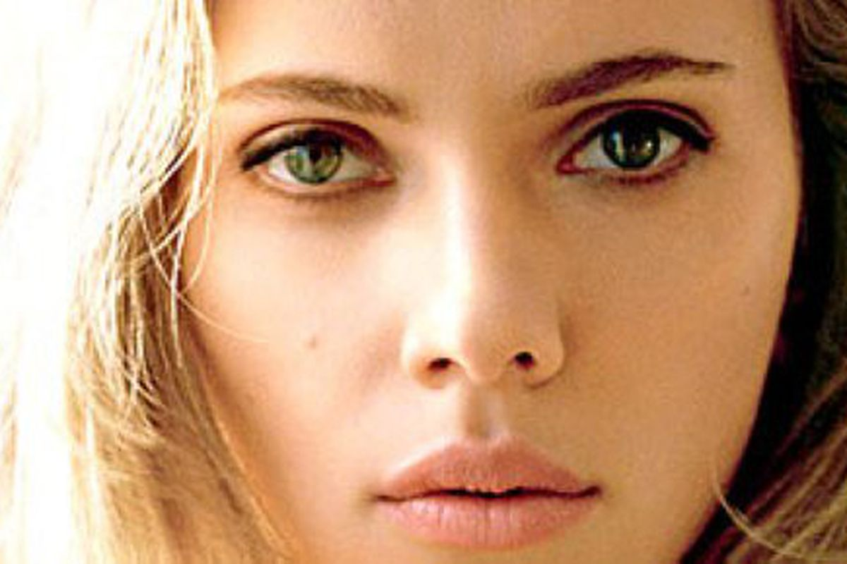 Scarlett Johansson Does A Sexy Bible Reading Because That -5416
