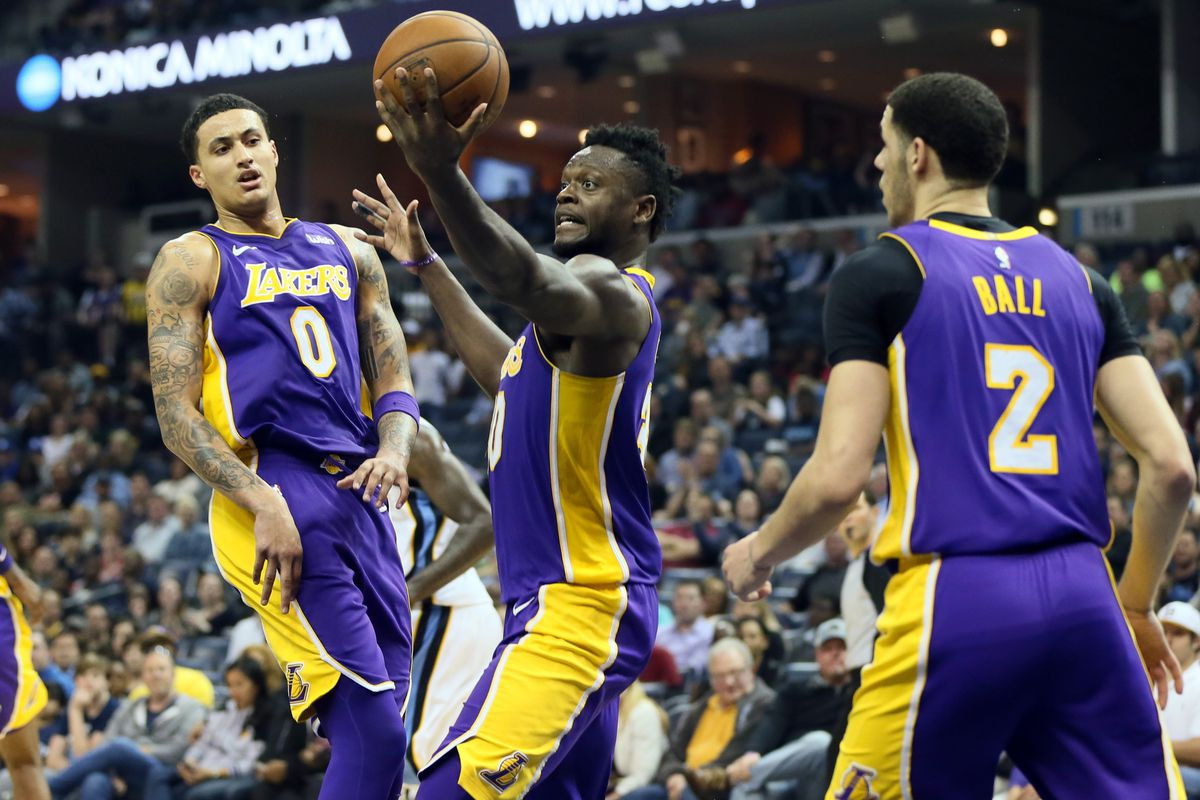e95666390fb Which Avengers do the Lakers resemble most  - Silver Screen and Roll