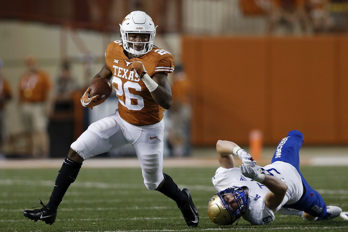 It s time for texas to cut rb keaontay ingram loose burnt orange