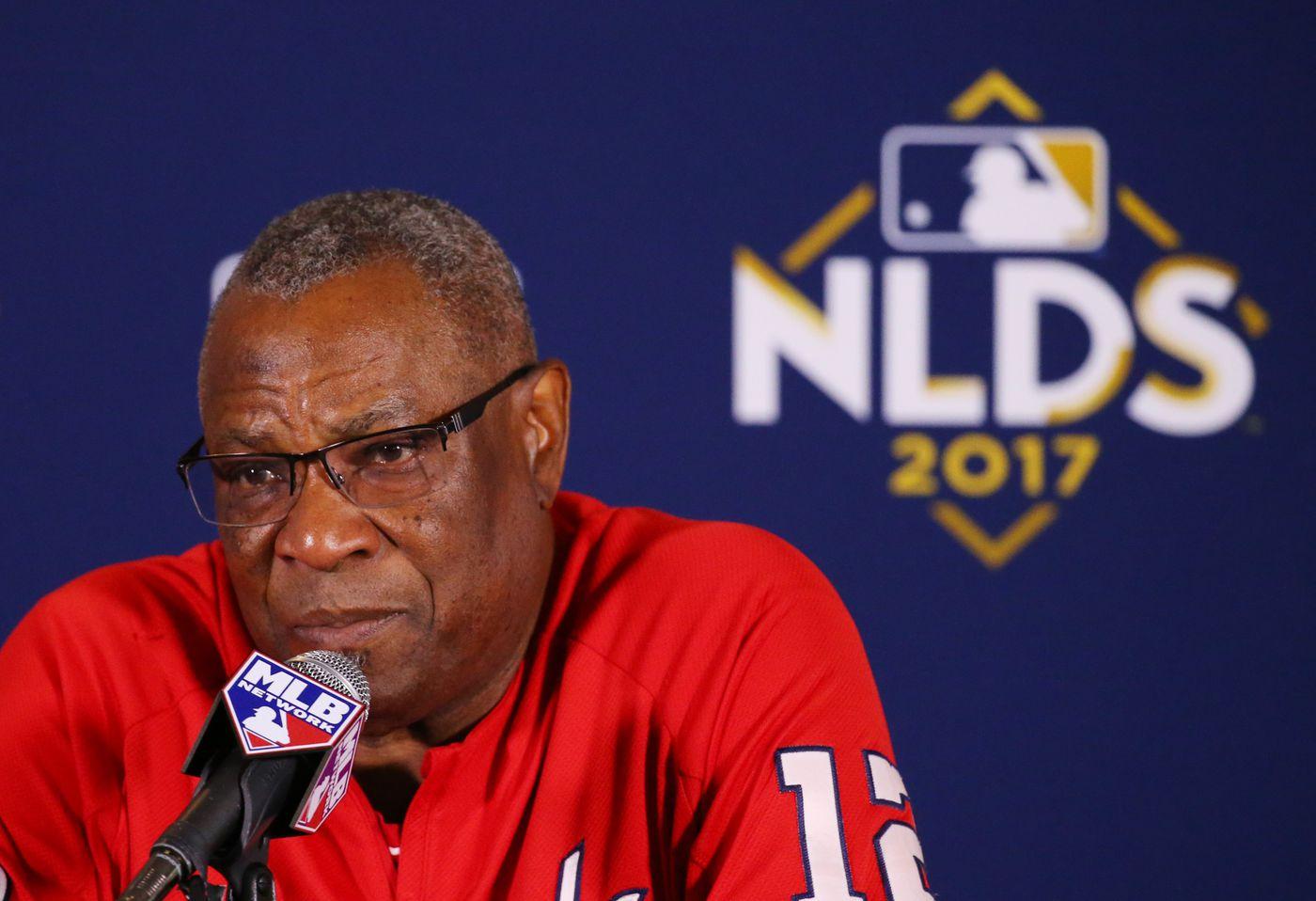 MLB Playoffs 2017: Storytime with Washington Nationals' skipper