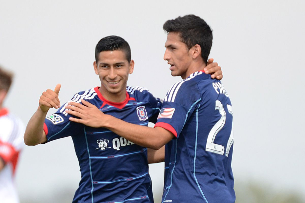 Could Benji Joya be on the way to Indianapolis in the search for playing time? Or was Peter Wilt talking about another player on the CF97 roster?