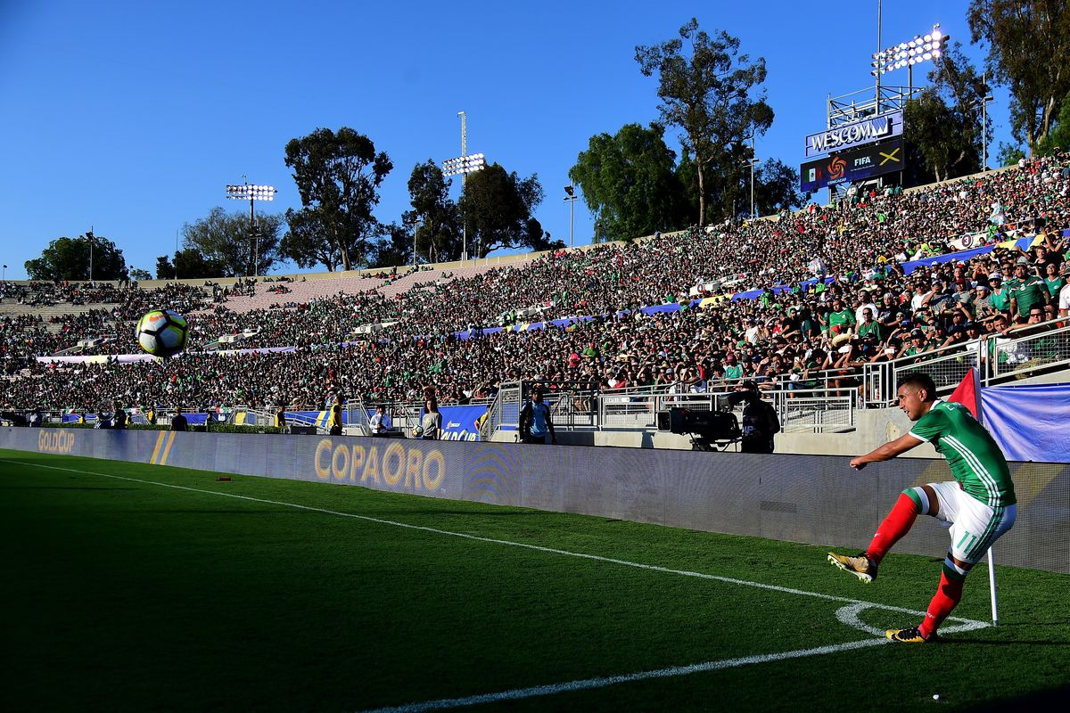 Rose Bowl and Concacaf allow anti-gay chant at Mexico's Gold