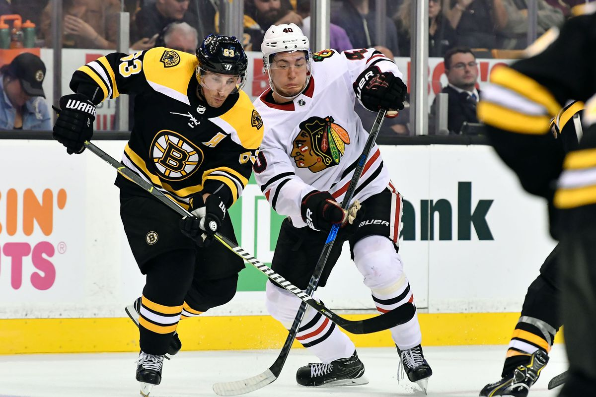 Blackhawks Vs Bruins Preview How To Watch Lineups Tv Info