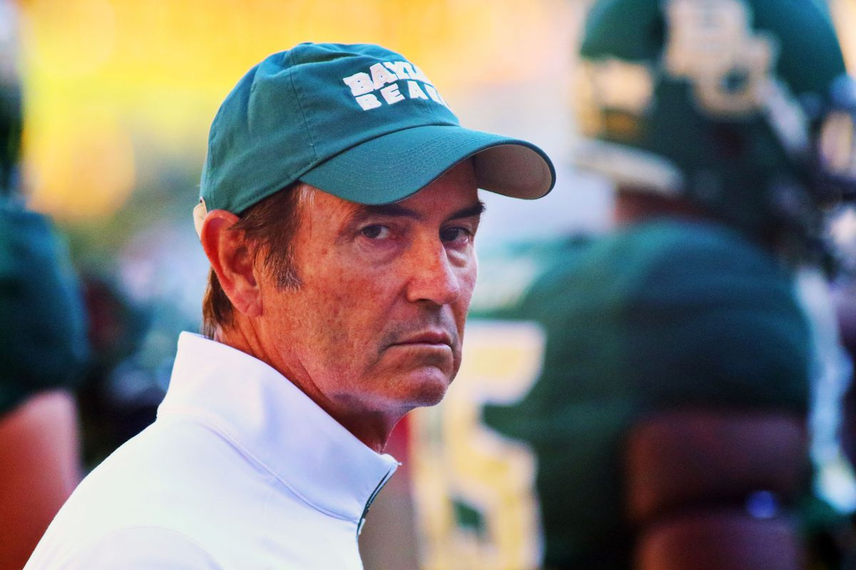 Briles' job: Trim the sideburns and beat Oklahoma State