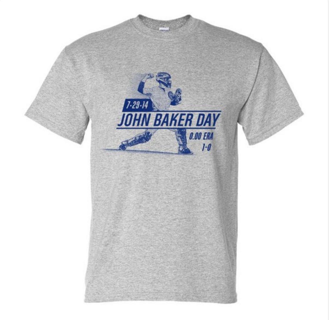 John Baker Shirt