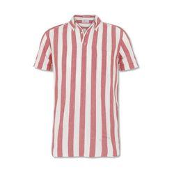 "<b>Gant Rugger</b> Madras Stripe Pullover, <a href=""http://us.gant.com/men/clothing/shirts/r1-madras-stripe-pullover-obd-ss"">$49</a> (was $98)"