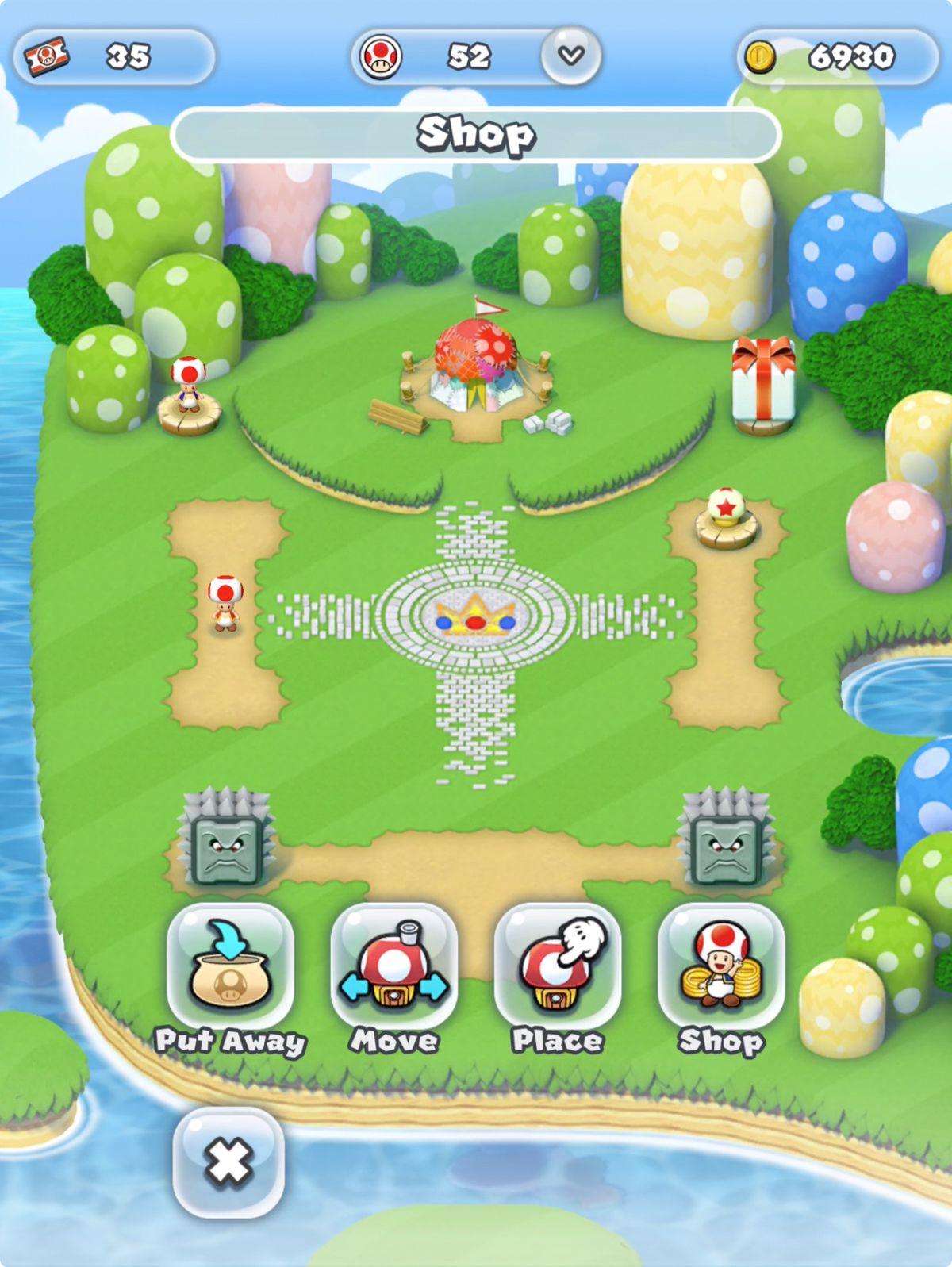 Super Mario Run Kingdom Builder guide - Polygon