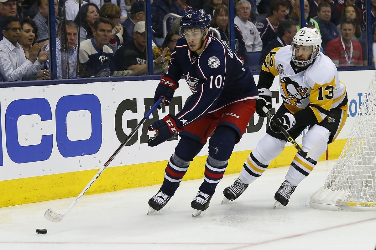 Preseason Game 3x Preview: Penguins at Blue Jackets - The Cannon