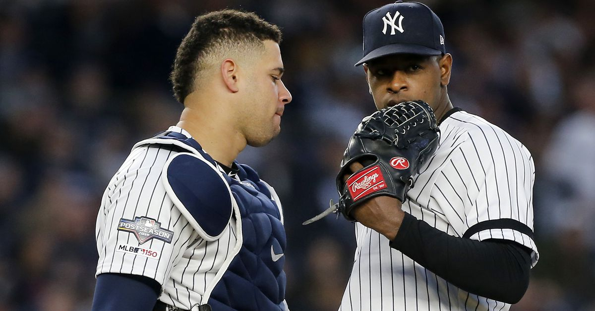 The Yankees should still focus on Luis Severino's pitch-tipping issues