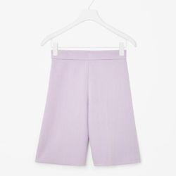 """Wide-leg short trousers, <a href=""""http://www.cosstores.com/us/Women/Sale/Wide-leg_short_trousers/16265326-15494900.1#c-15133331"""">$67</a>"""