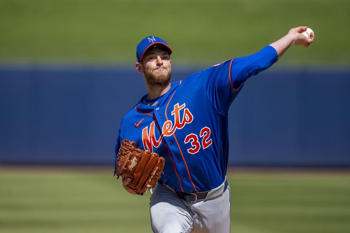 MLB: FEB 29 Spring Training - Mets at Astros