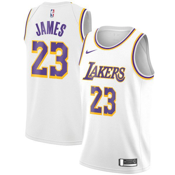 huge discount 21036 25f3a Order the new Lakers jerseys LeBron & Co. wore at media day ...