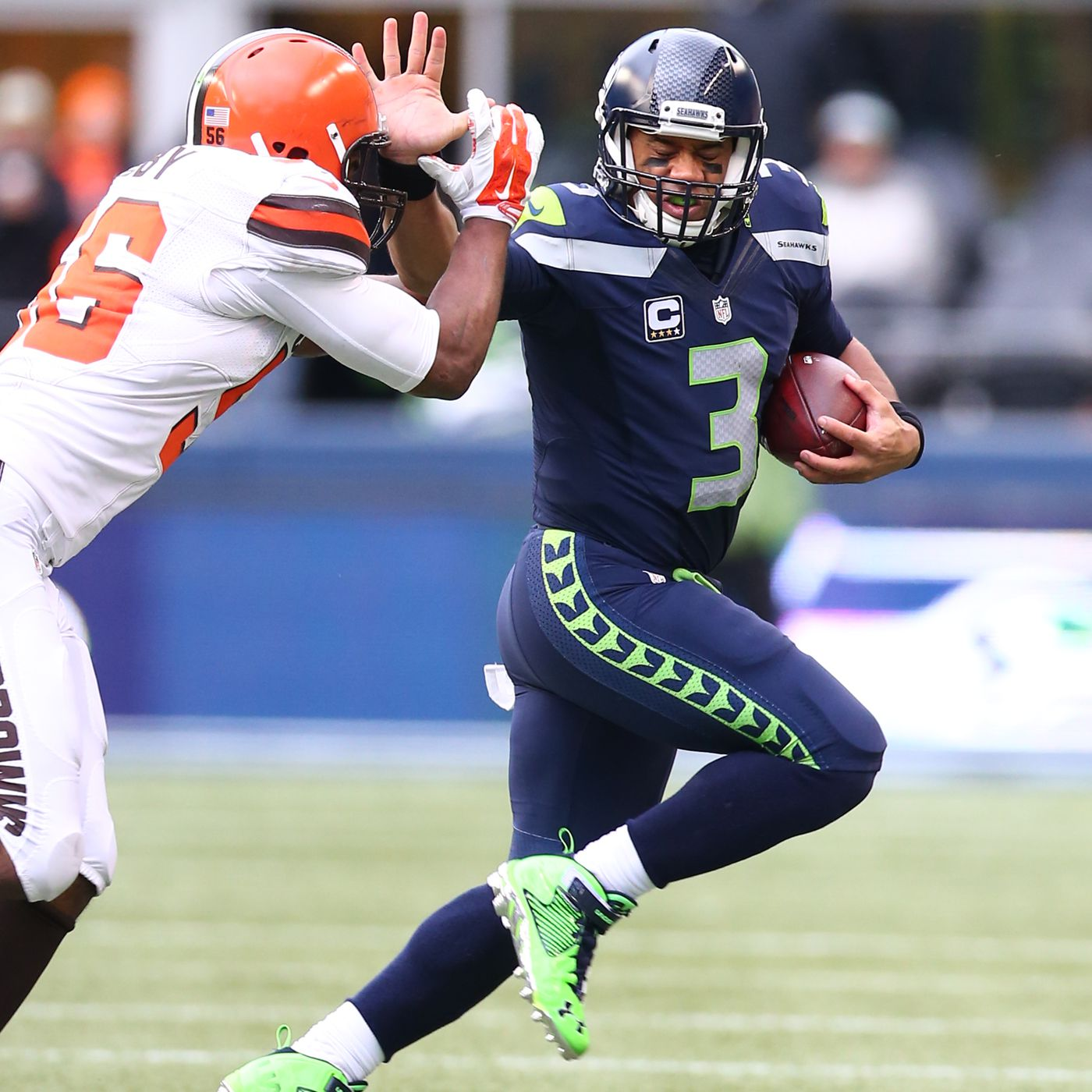 Browns Vs Seahawks Nfl Week 6 Preview And Prediction