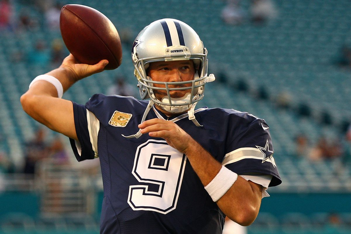 4ff76e36 2016 NFL Over/Under Win Totals: Cowboys Projected To Win NFC East ...