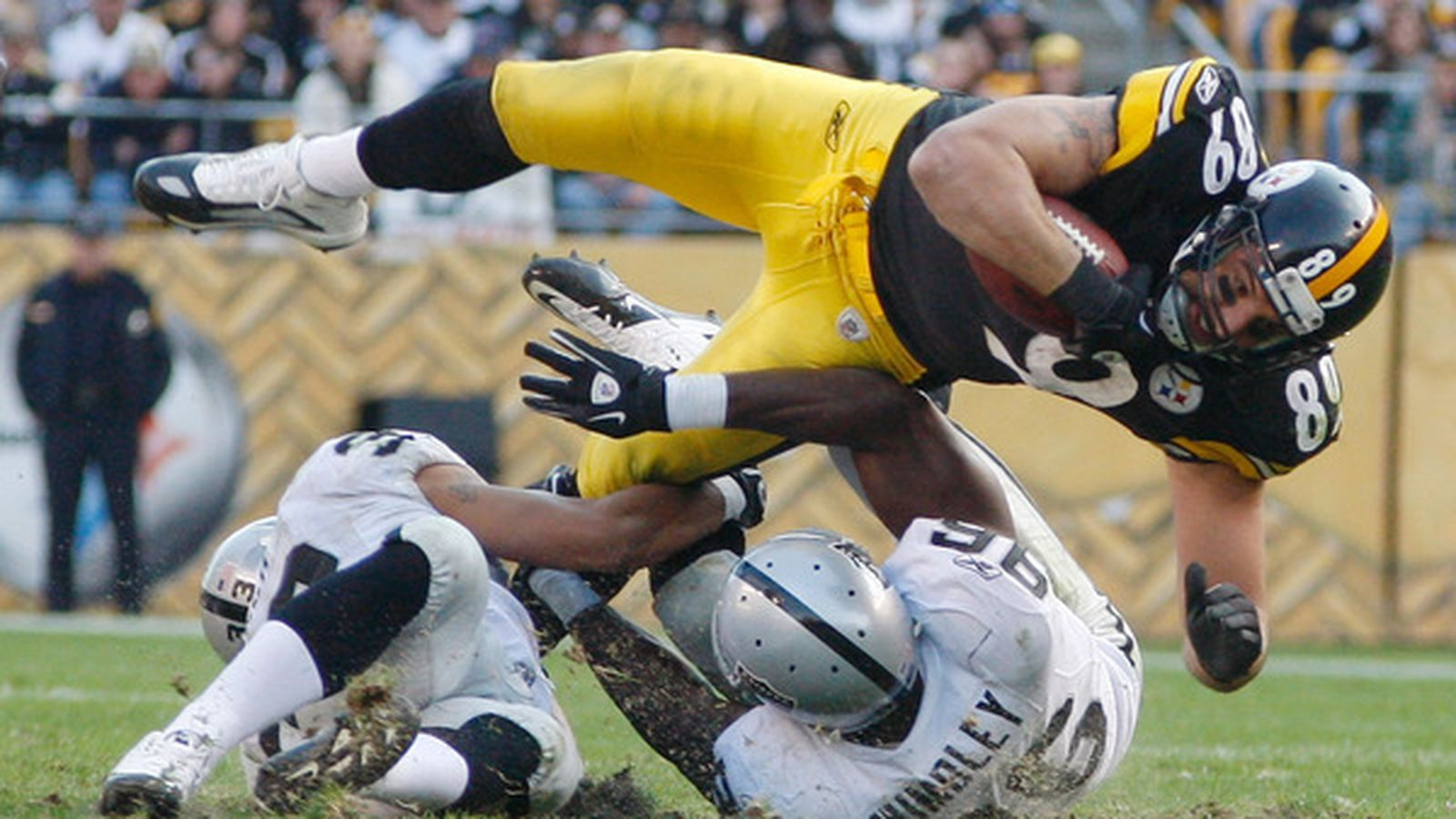 A look at the Steelers Offensive depth chart
