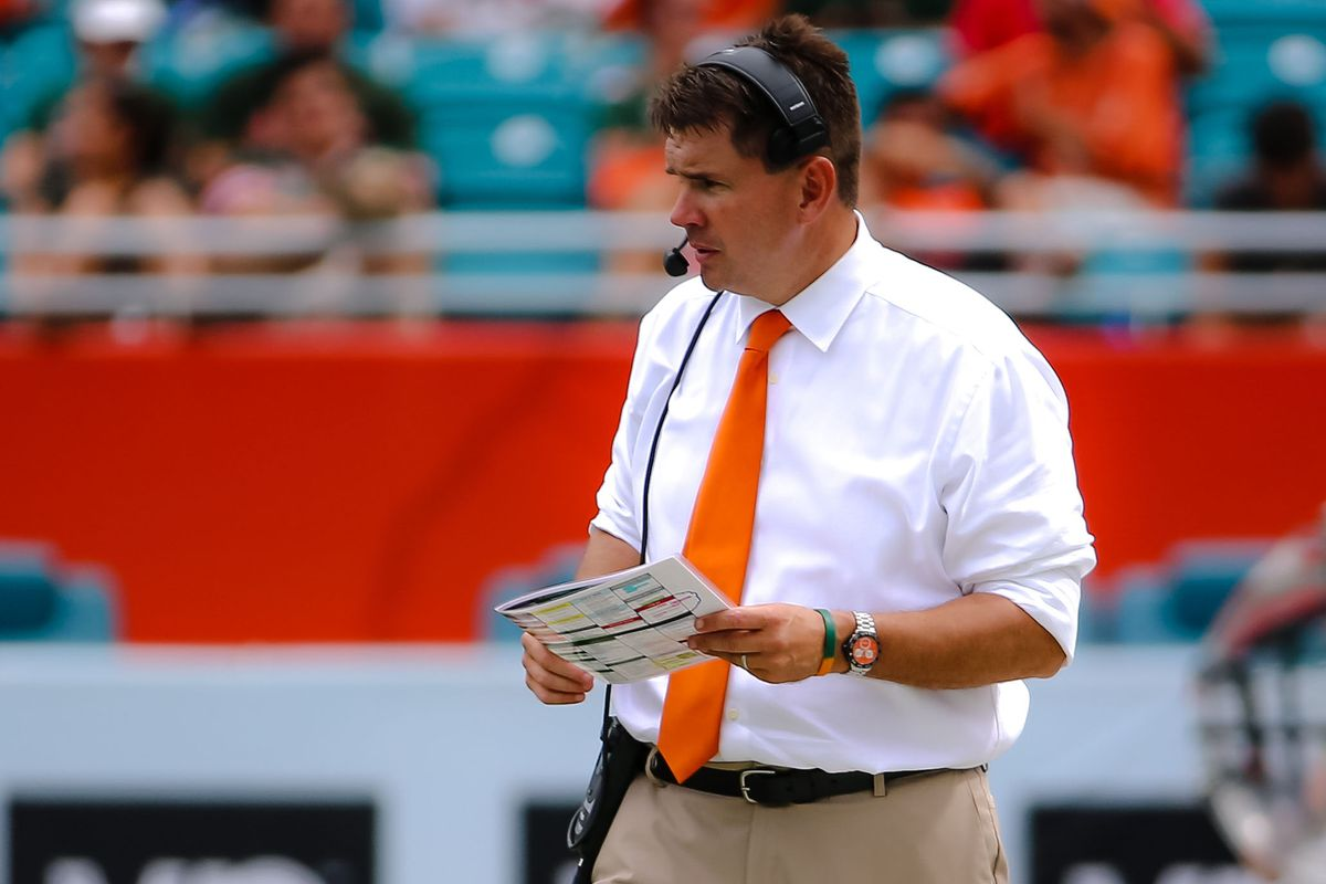 Al Golden was dismissed by the University of Miami on Sunday.