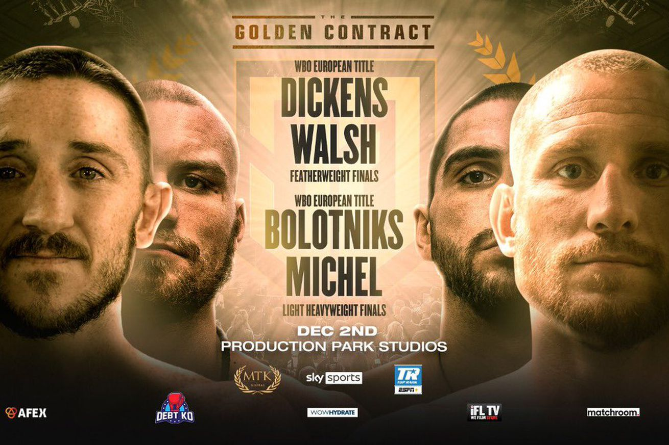 EkOWptdXcAUWiPi.0 - MTK featherweight, light heavyweight Golden Contract finals set for Dec. 2