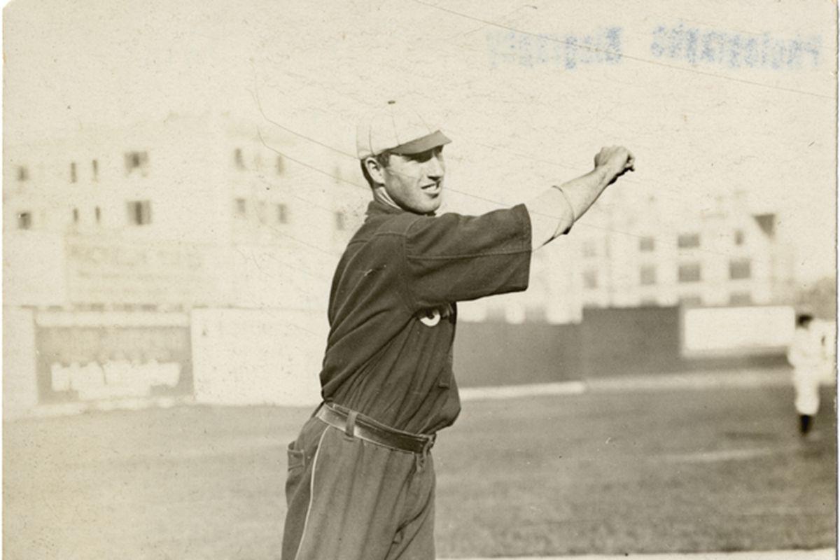 Charles M. Conlon via Ernie Harwell Collection / Detroit Public Library