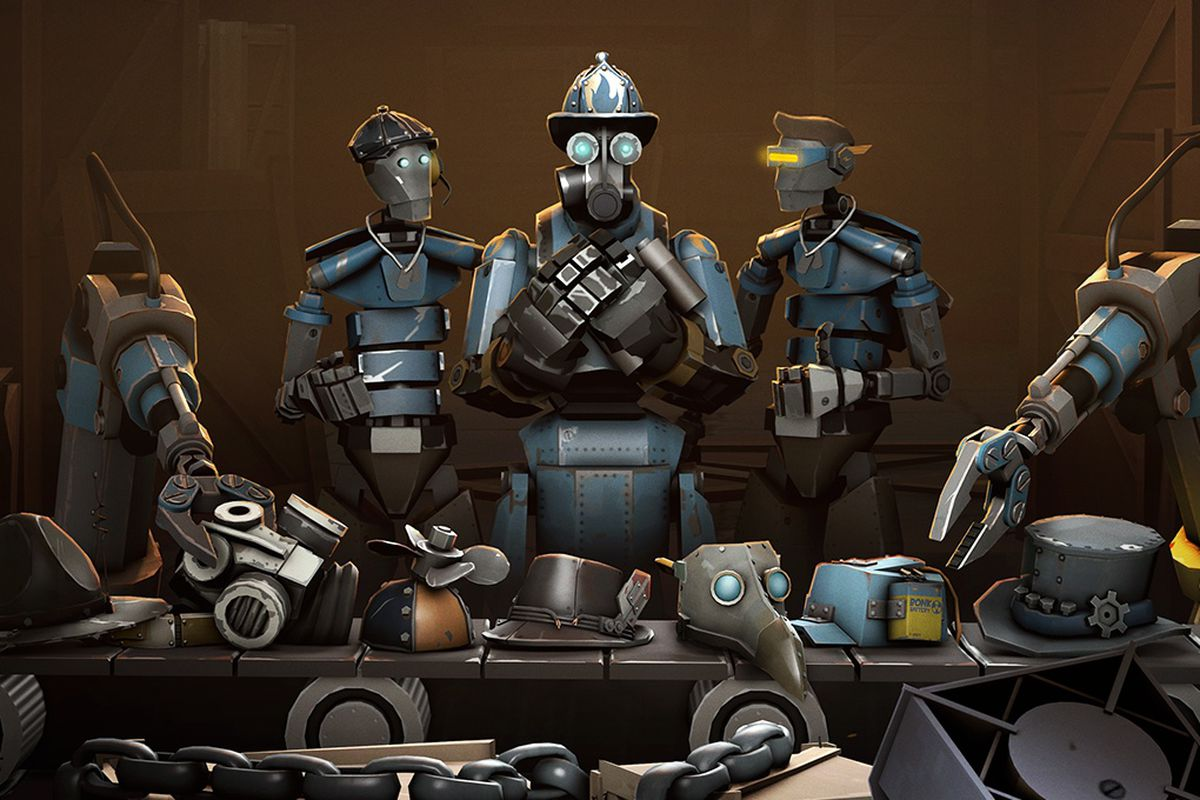 Valve Team Fortress 2