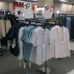 Men's apparel is marked down to 20% off.