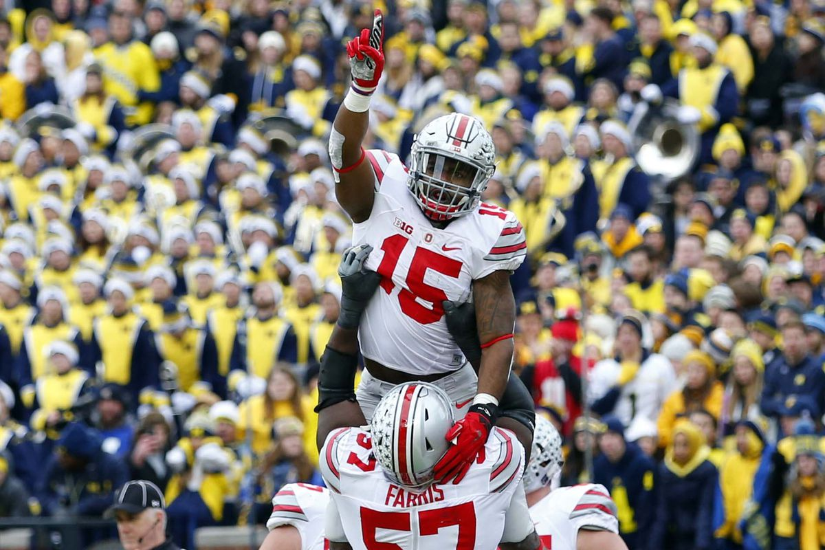 2015 Ohio State vs. Michigan final score, with 3 things to ...