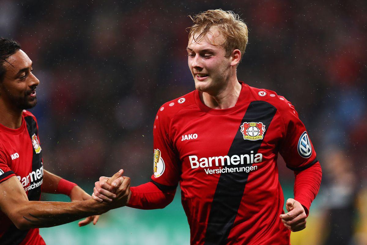 Bayer Leverkusen v 1. FC Union Berlin - DFB Cup