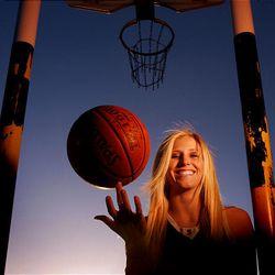 Ms. Basketball, Jenteal Jackson, led the Skyline Eagles to the 5A championship.