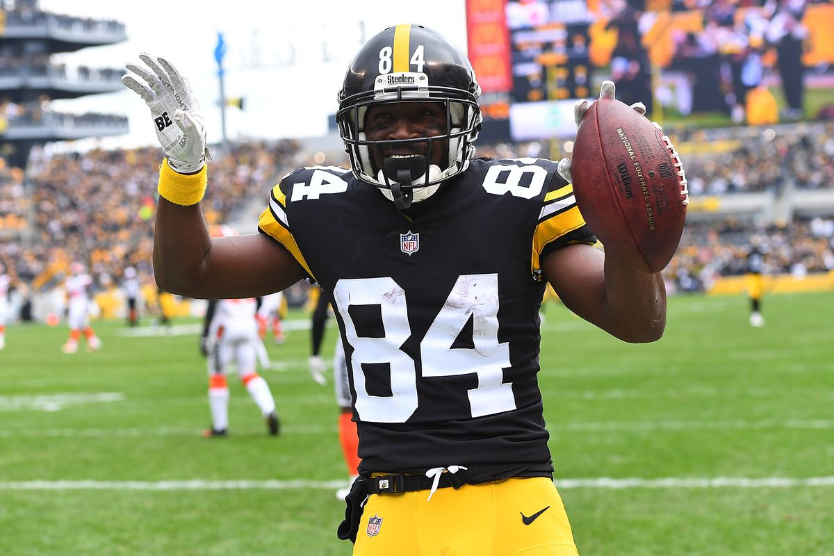 2a451d892d5 Antonio Brown responds to criticism from Bruce Arians and Emmanuel Sanders  via Twitter