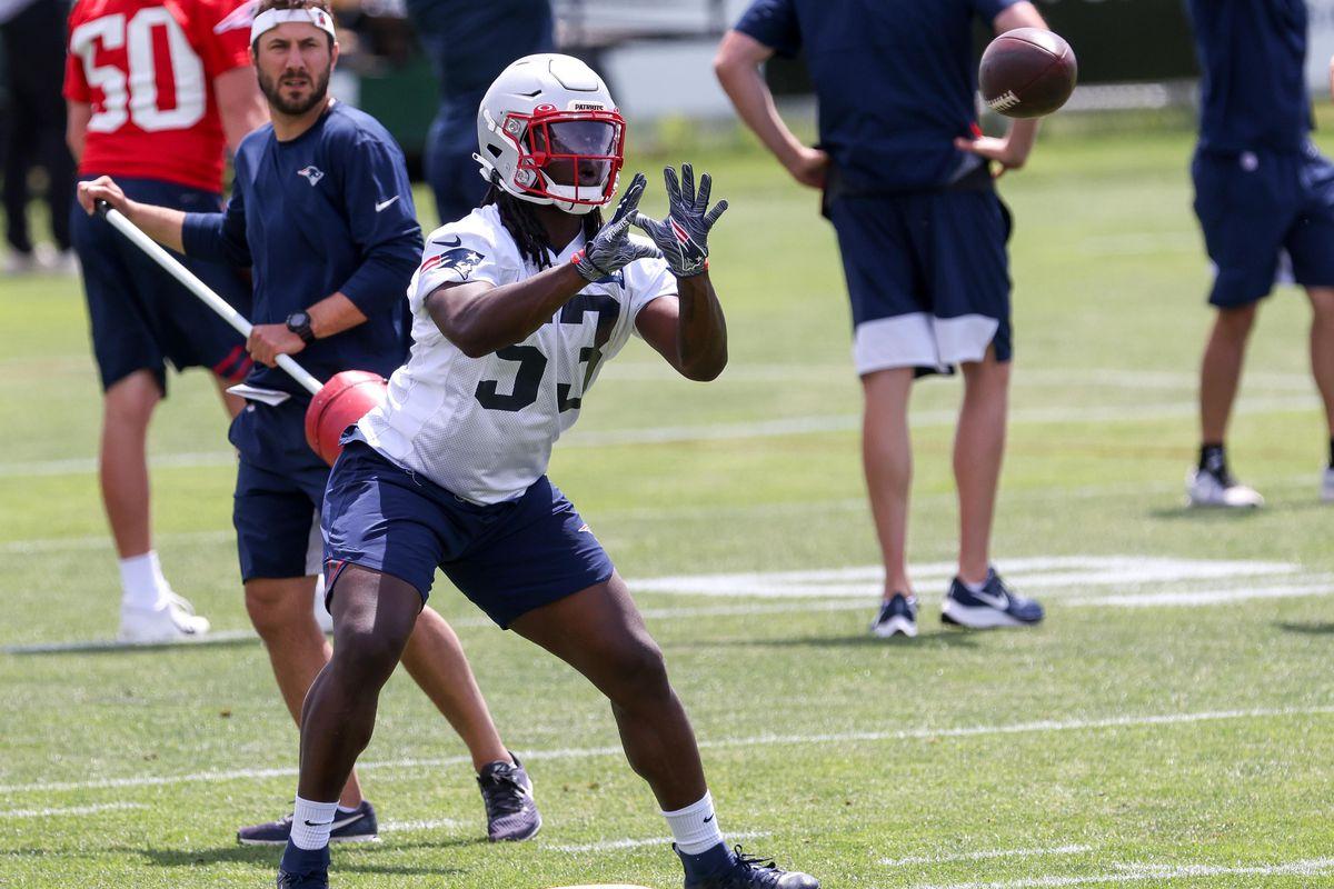 NFL: New England Patriots OTA