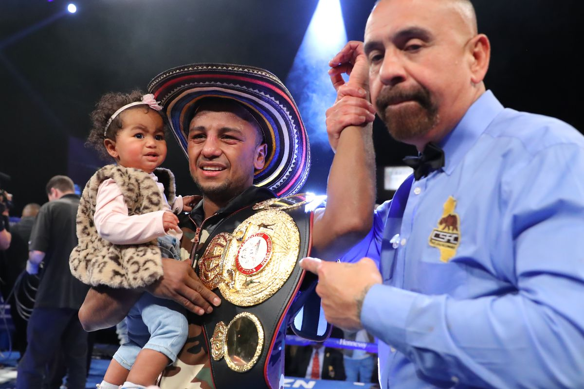 Thursday Night Fights - Ricardo Sandoval v Raymond Tabugon