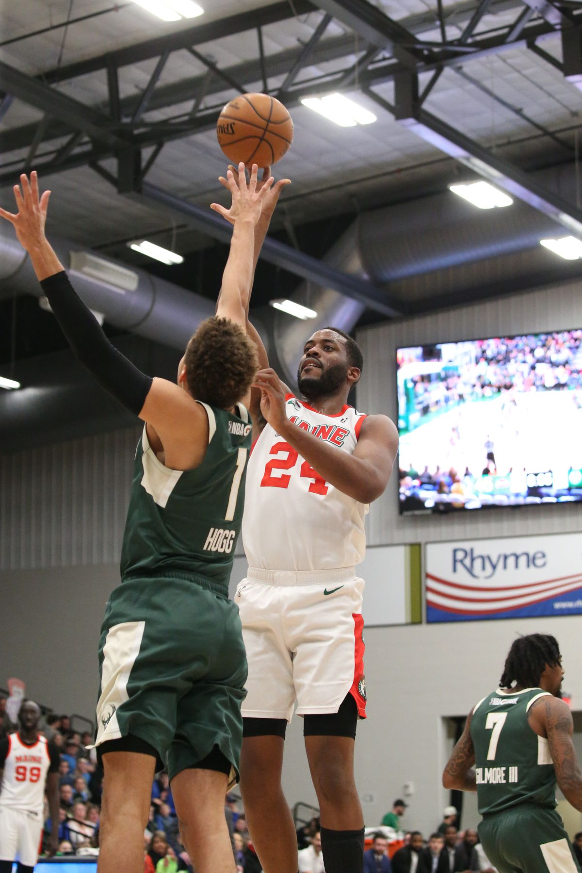 Maine Red Claws v Wisconsin Herd
