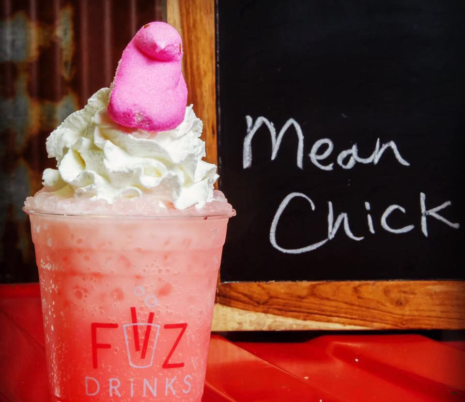 FiiZ Drinks Mean Chick