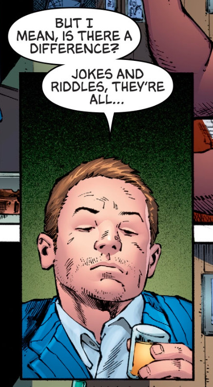 Chuck Brown/Kite Man in Batman #27, DC Comics (2017)