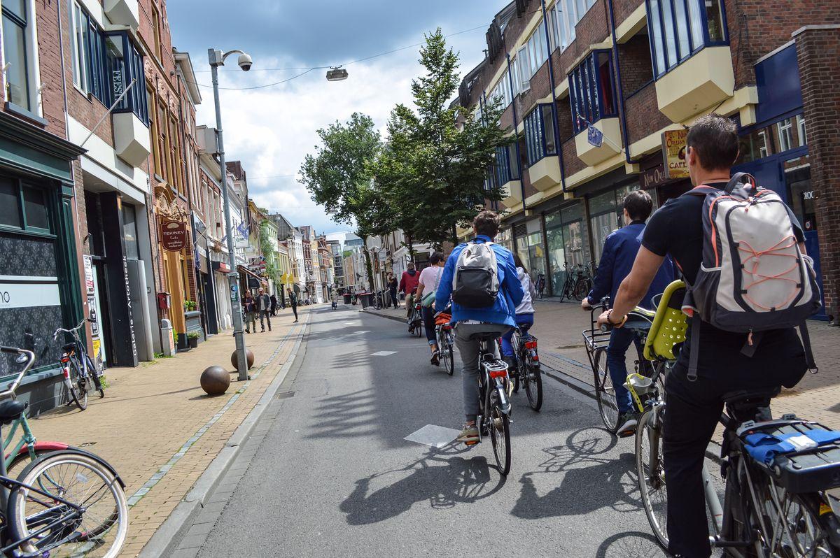 dutch cyclists