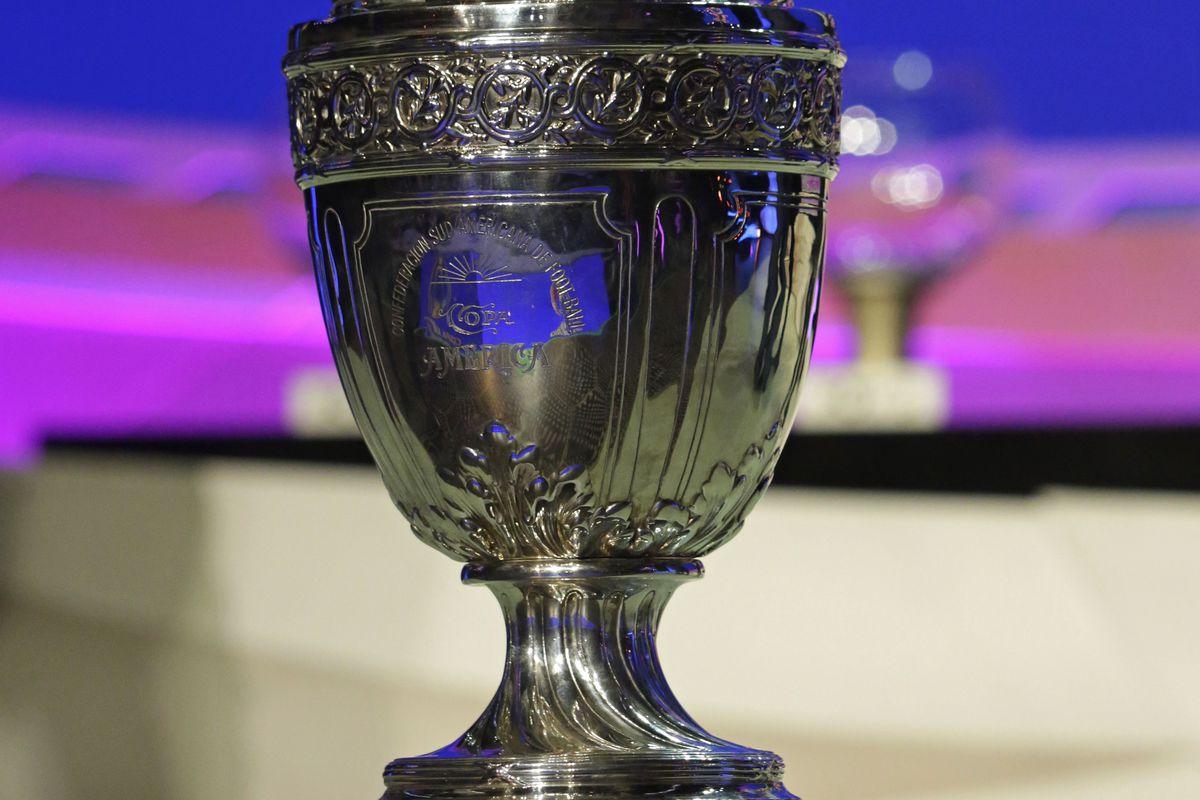 The Copa America Centenario Draw