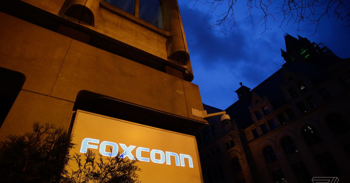 Wisconsin denies Foxconn tax subsidies after contract negotiations fail thumbnail