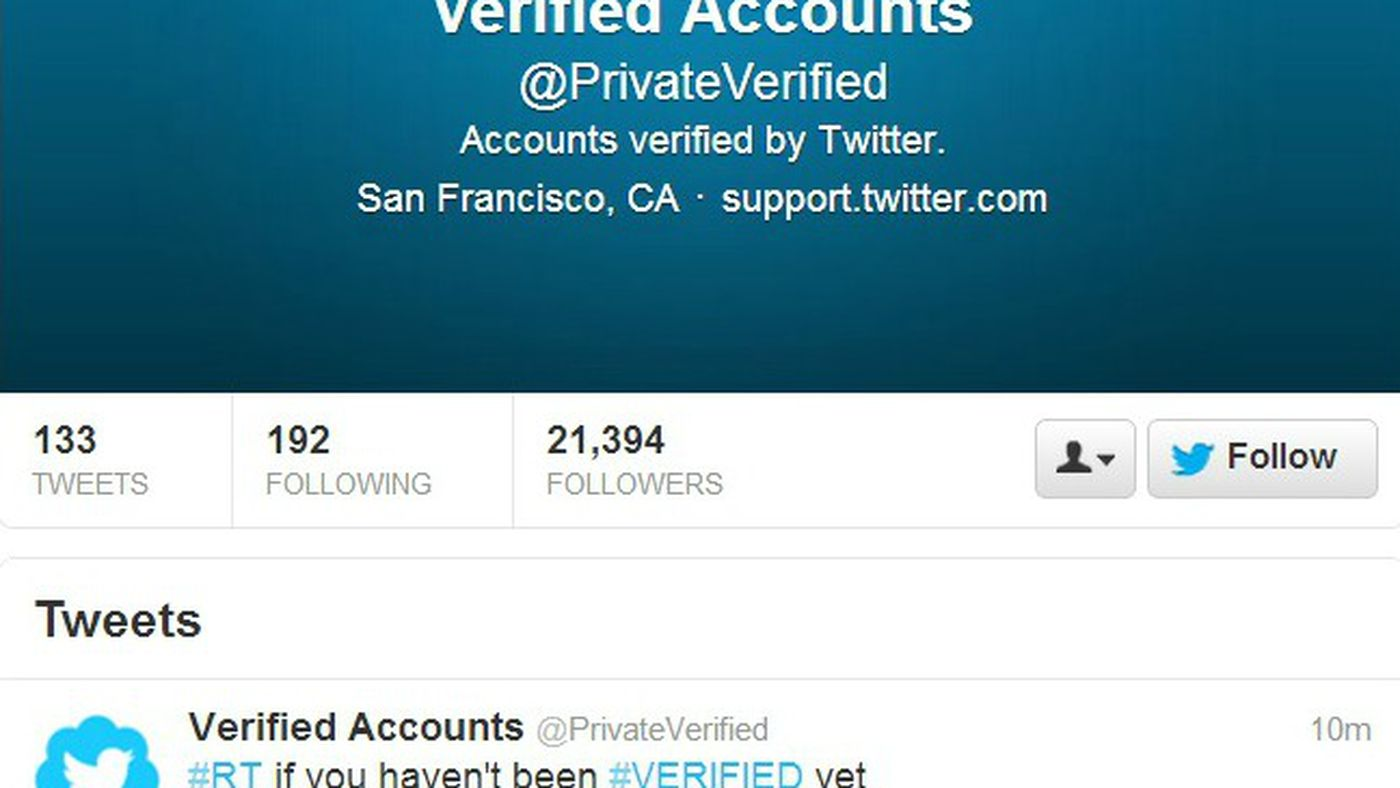 Twitter's verification program was a mess from the start - The Verge