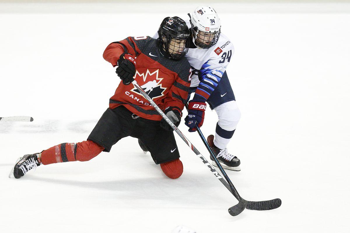 United States v Canada