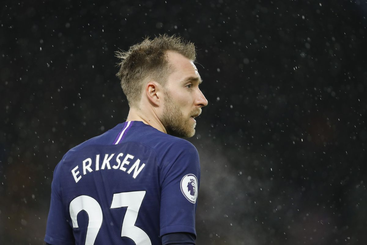 Eriksen Again Refuses Tottenham Contract Overtures After