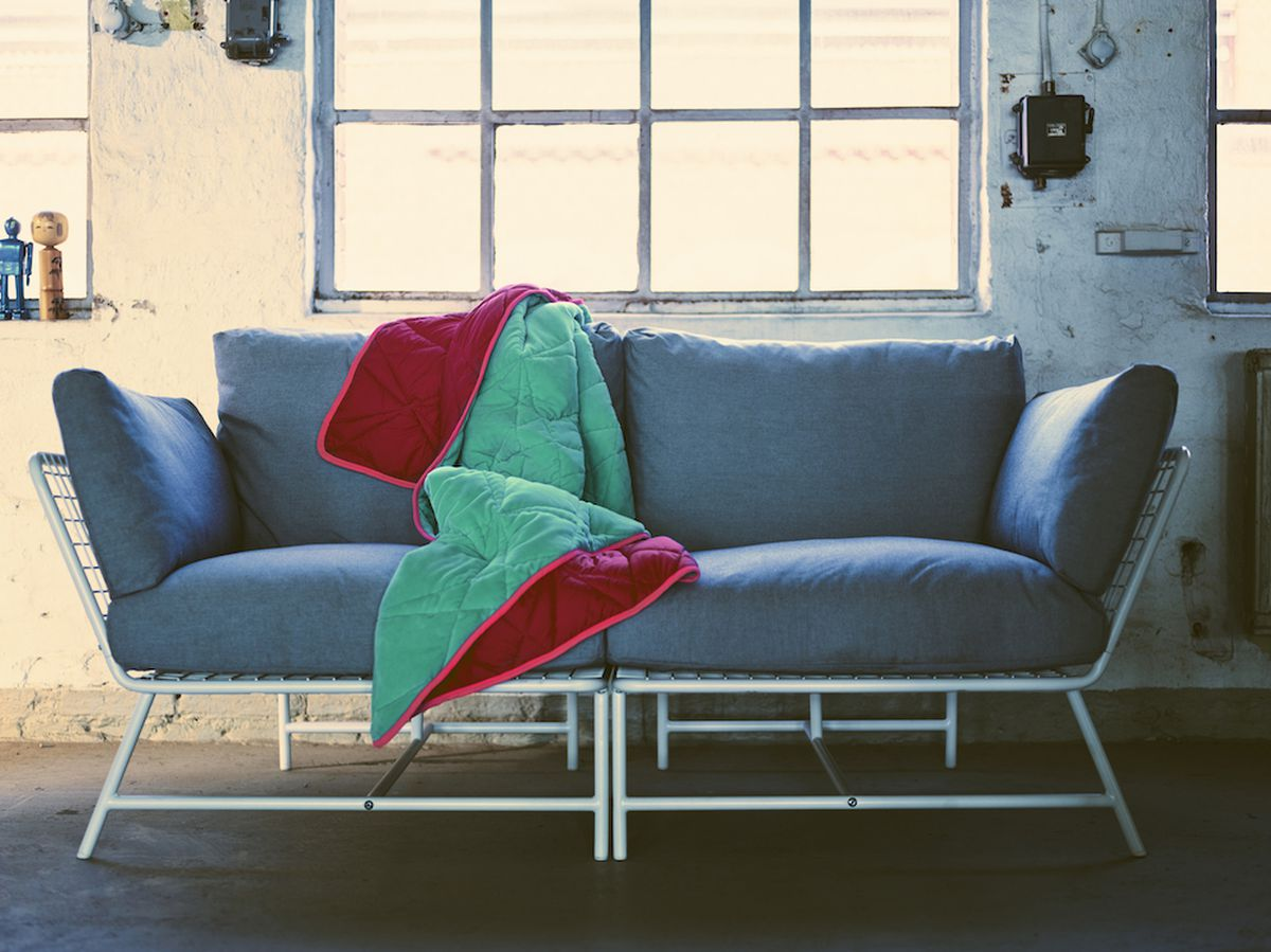 Ikea\'s \'hackable\' sofa bed will debut at Milan Design Week - Curbed