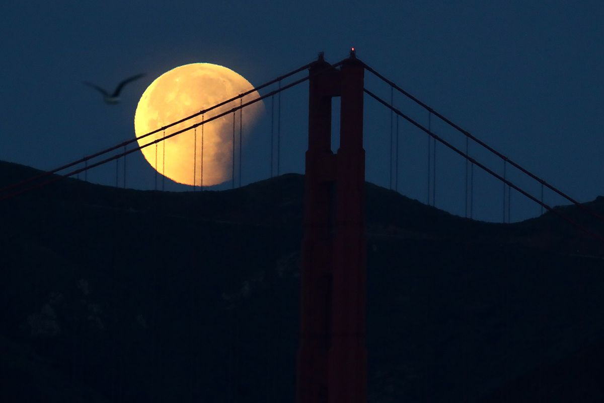 How To Watch The Only Total Lunar Eclipse Of 2019 This Weekend The