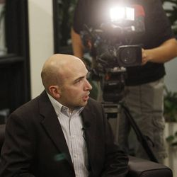 """Writer, producer and film director Garrett Batty is interviewed about """"The Saratov Approach,"""" a film about two LDS missionaries, Andrew Propst and Travis Tuttle, who were kidnapped in Russia in March 1998 while in Salt Lake City August 16, 2012."""
