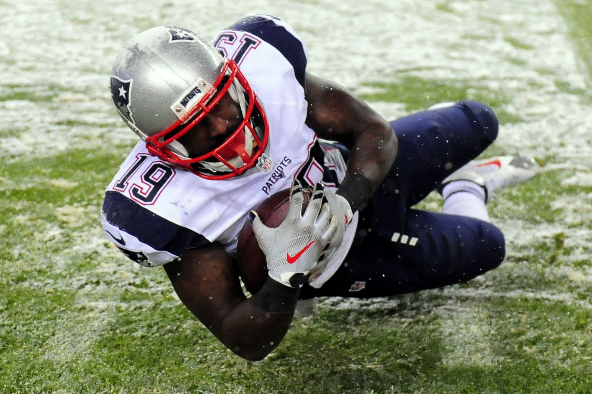 Brandon LaFell's catch sets up game-tying field goal