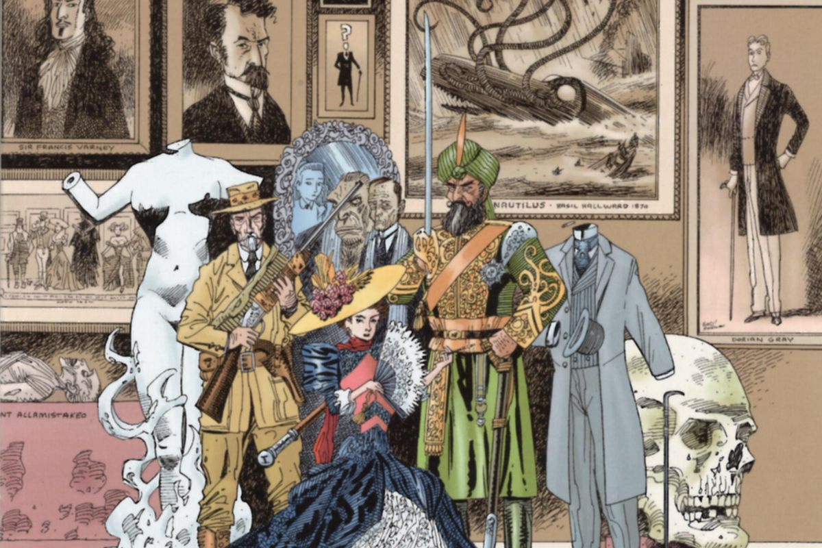 Fox Announces Reboot Plans For The League Of Extraordinary Gentlemen